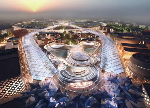 Expo to generate $33.3bn for Dubai's economy