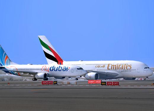 Emirates reveals customer benefits of flydubai partnership