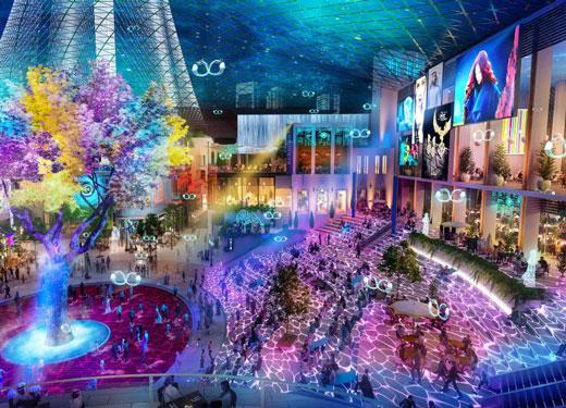 Dubai's top 5 upcoming mega malls