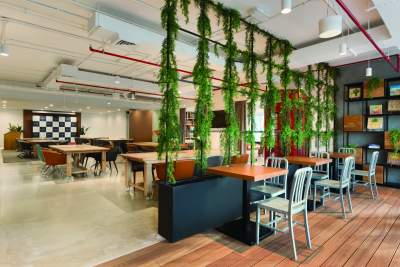 TRYP by WYNDHAM DUBAI AT CENTRE OF CITY'S EXPANDING CO-WORKING SCENE