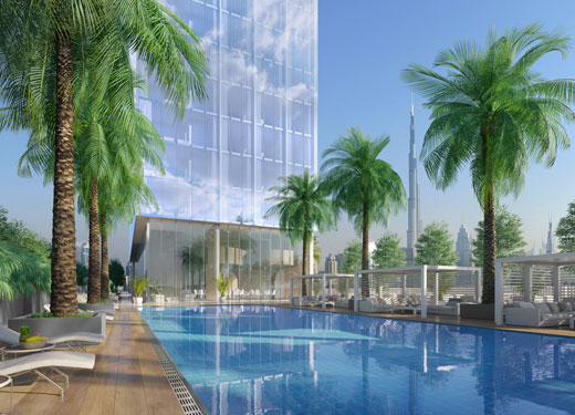 Tapping Dubai's mid-scale hotel boom