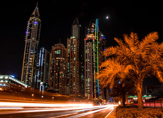 Dubai marks busiest month for property sales in more than a decade