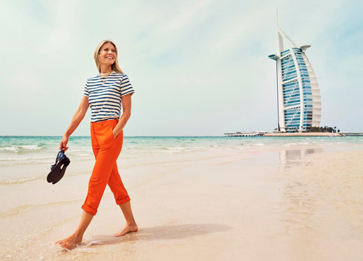 Hollywood's elite collaborate to promote Dubai's tourism appeal