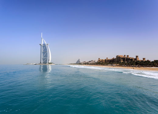 Dubai named world's top city-beach break destination
