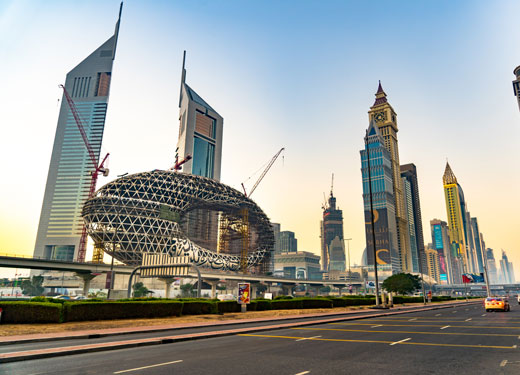 Destination Dubai: Top new attractions to visit during Expo 2020