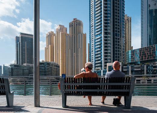 الإمارات تعلن عن إطلاق تأشيرة سياحية متعددة الدخول مدتها خمس سنوات