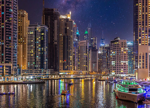 Dubai sets new record for tourist arrivals in 2019
