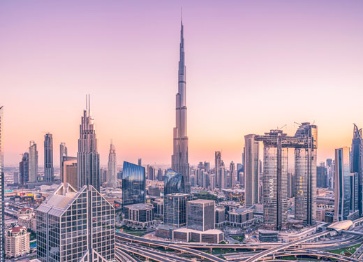 Dubai recognised as 'one of the world's most dynamic cities'