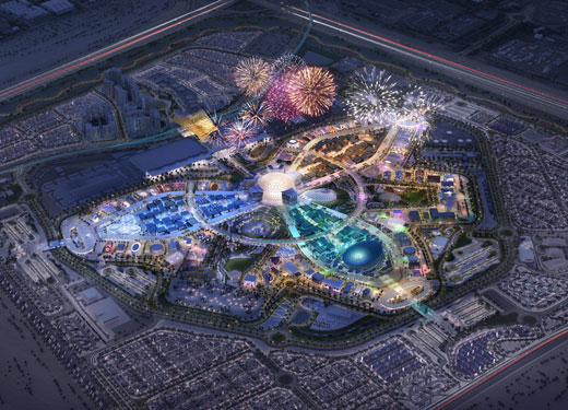 Expo 2020 Dubai to help mark launch of UAE's 50-year strategy
