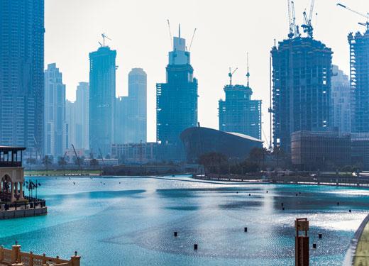 قطاع العقارات في دبي يحقق عائدات على الاستثمار رائدة عالميًا