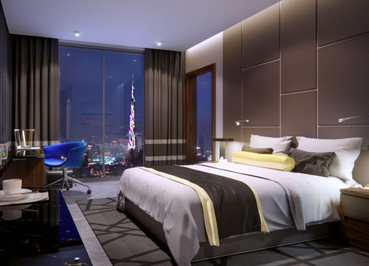 Record bookings buoy Dubai's hotel market ahead of Expo 2020