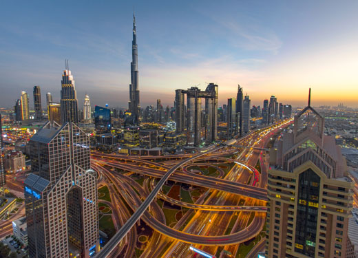 Dubai marks 'best year in a decade' for property transactions