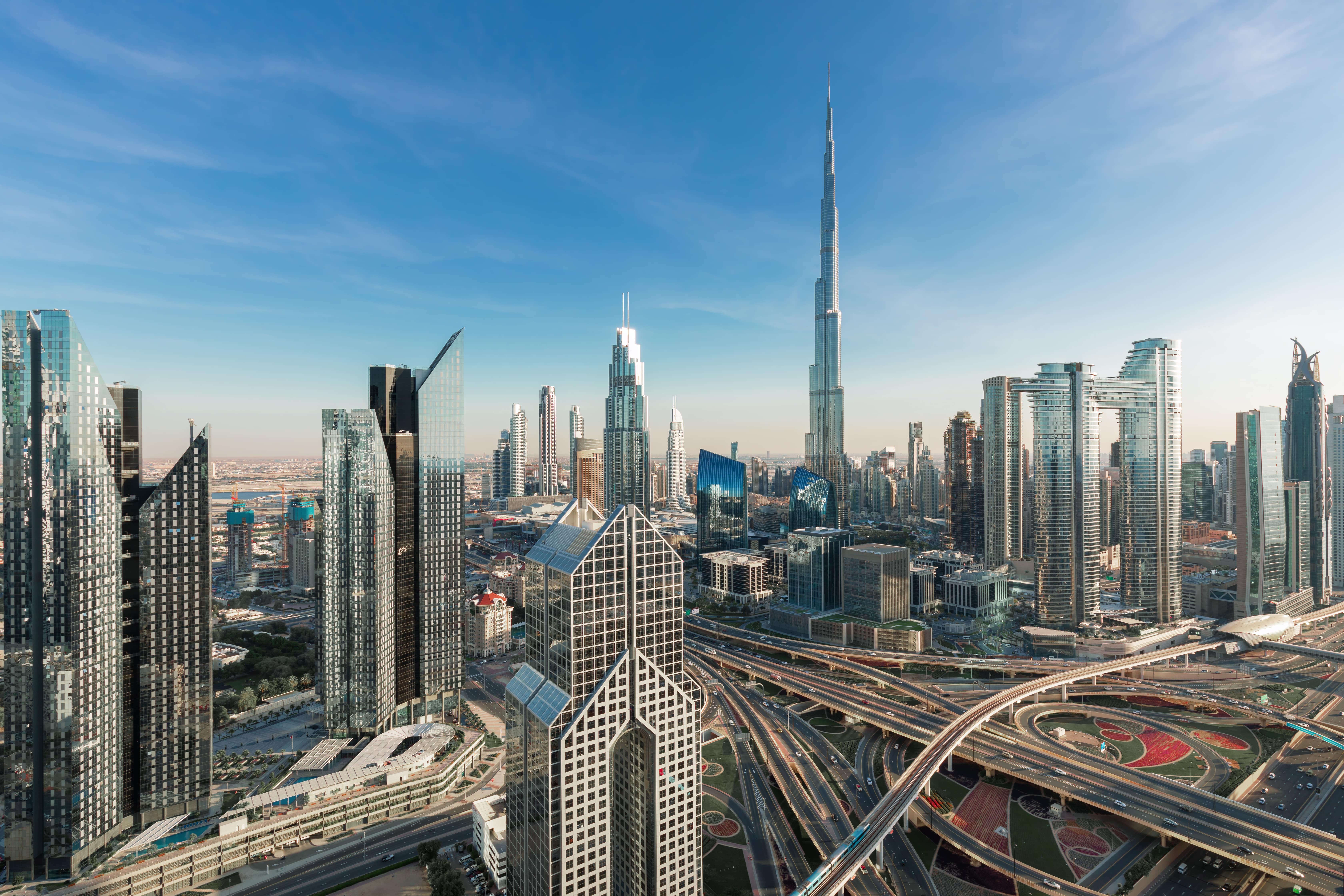 There's Never Been a Better Time to Invest in Dubai Hotels