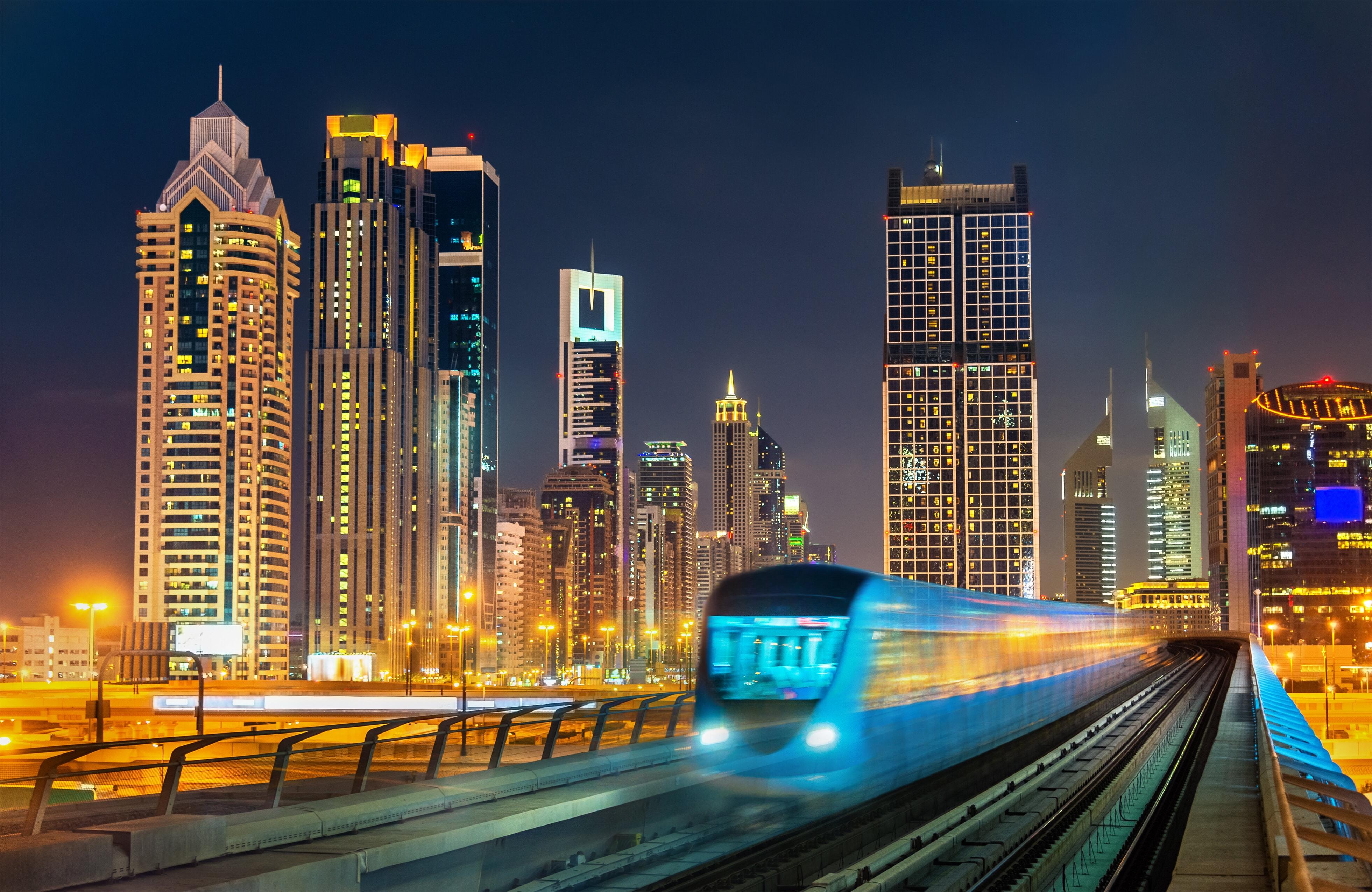 استراتيجية مدينة دبي الذكية تؤتي ثمارها