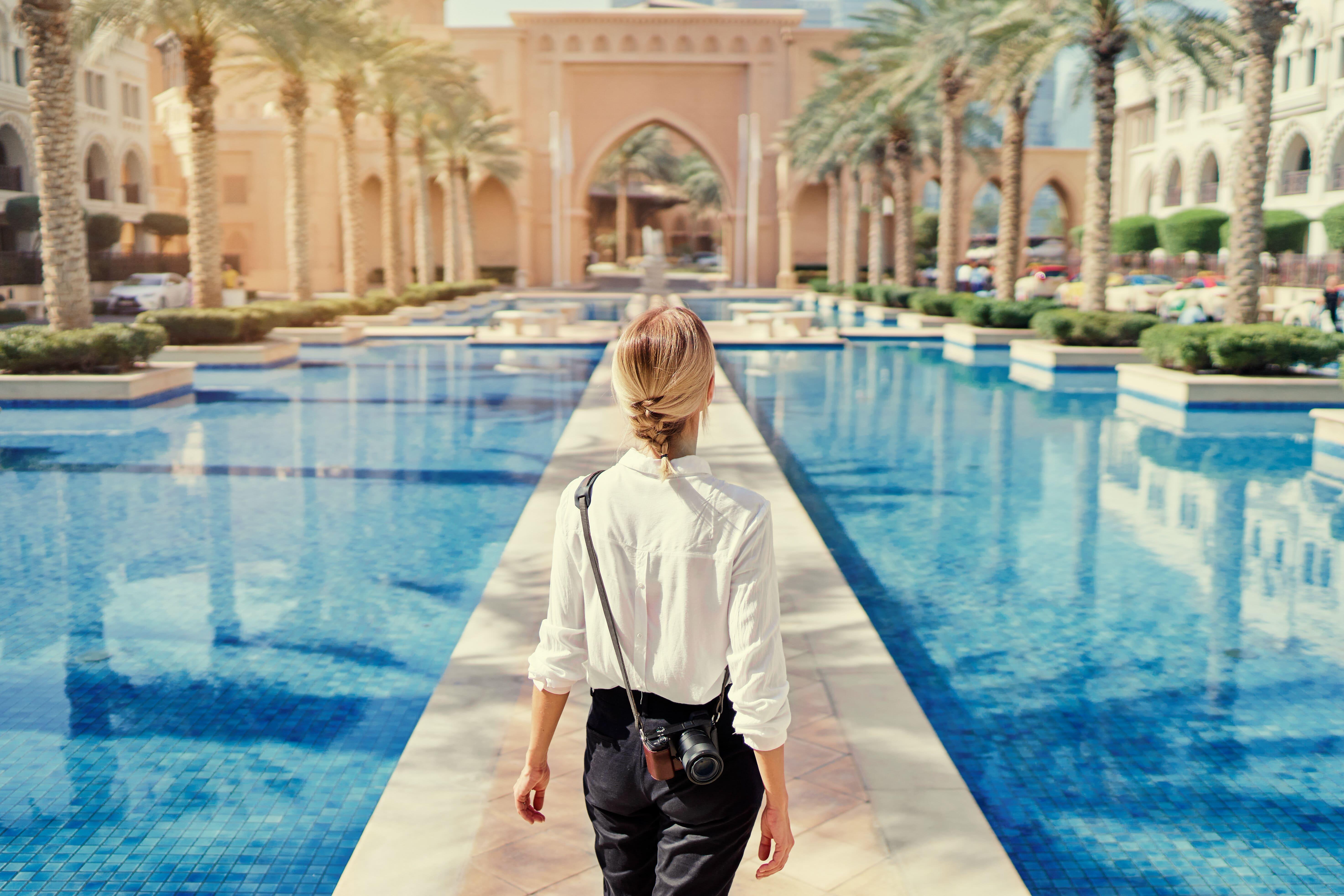 خمسة أسباب تجعل دبي تحظى بشعبية بين السائحين