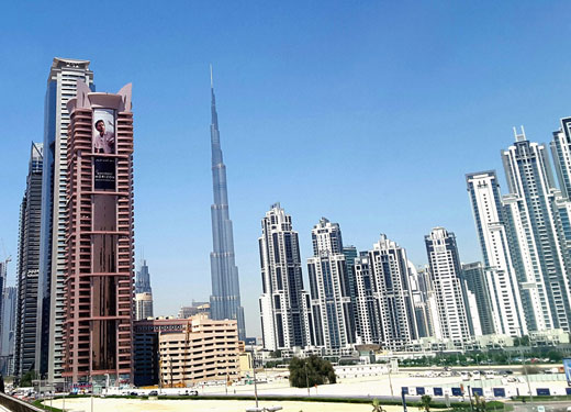 Dubai's property market ends 2018 on bullish run