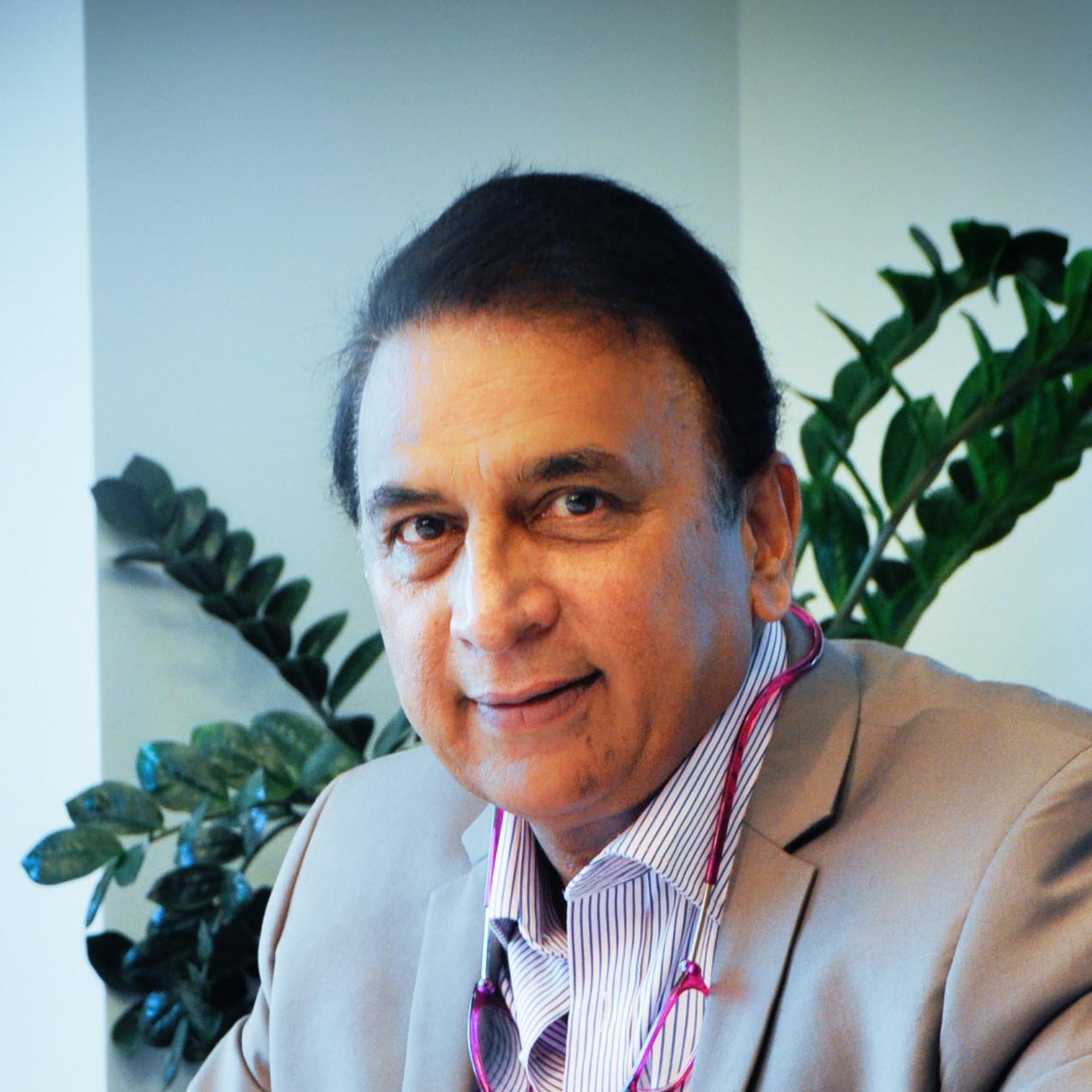 Sunil Gavaskar