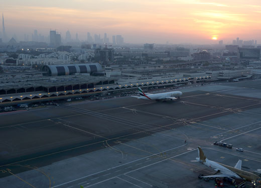 Record budget to underpin Dubai's infrastructure drive