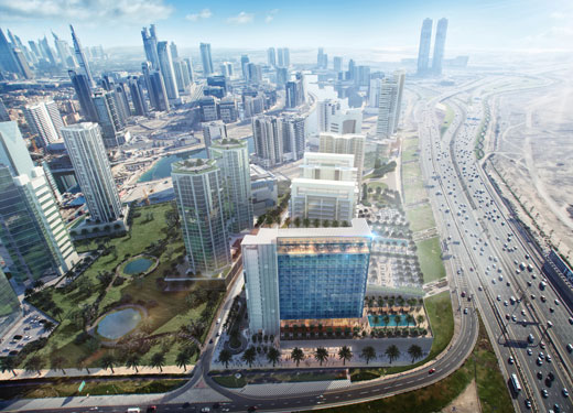 Dubai's hotel inventory grows 8% in 2018