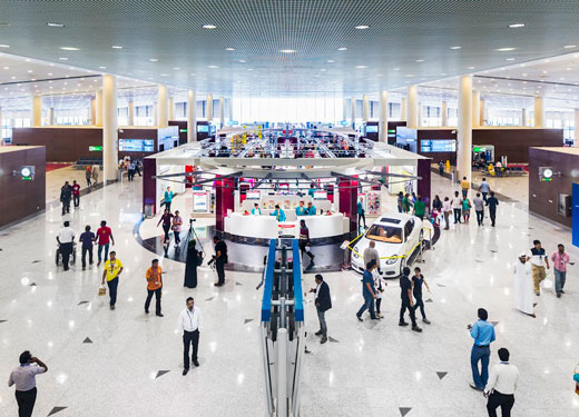 DWC reports bumper growth in air traffic