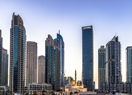 Real estate activity boosts Dubai's GDP growth