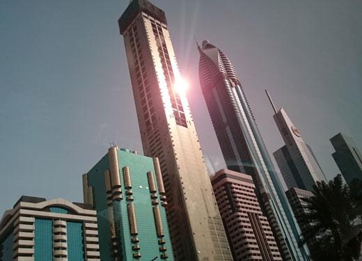 Dubai business optimism hits six-year high