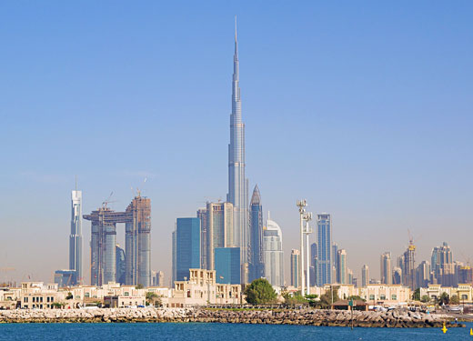 Dubai ranks second for mega-building openings in 2018