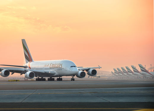 DXB one of the world's 'best-connected airports'