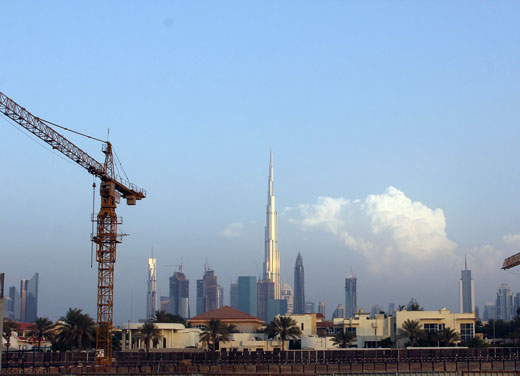 Dubai named among 'the world's most powerful cities'