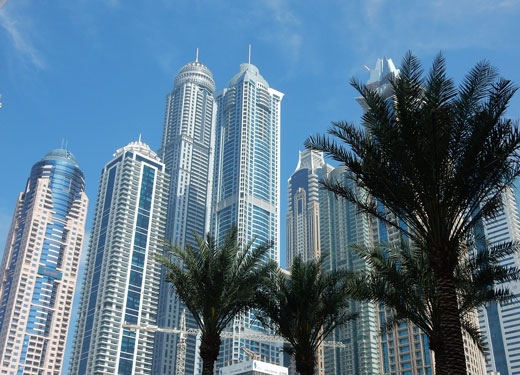 Investors relish Dubai's real estate potential