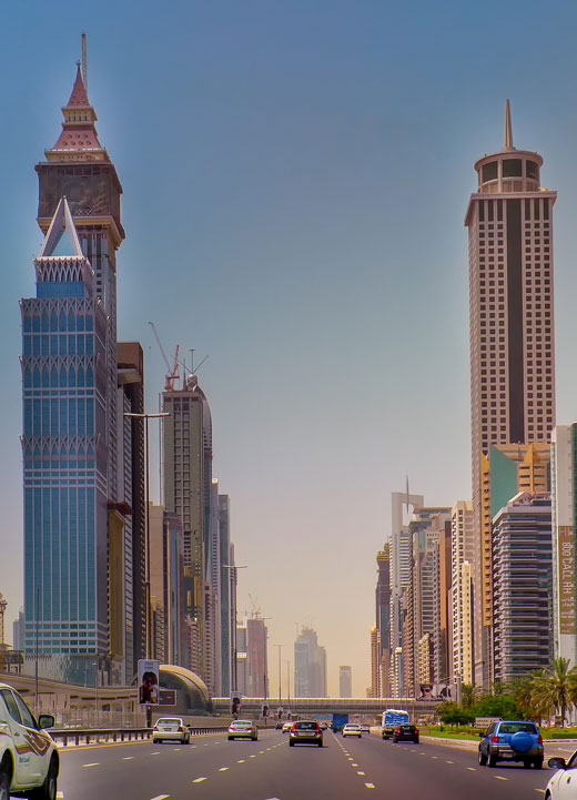 Dubai's transport infrastructure ranks 'among world's best'