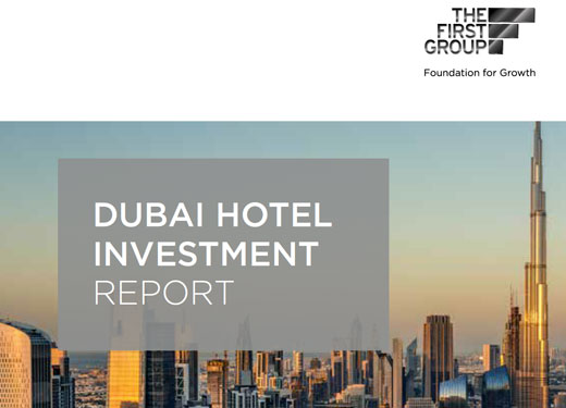 Why the time is right to invest in Dubai's hotel sector