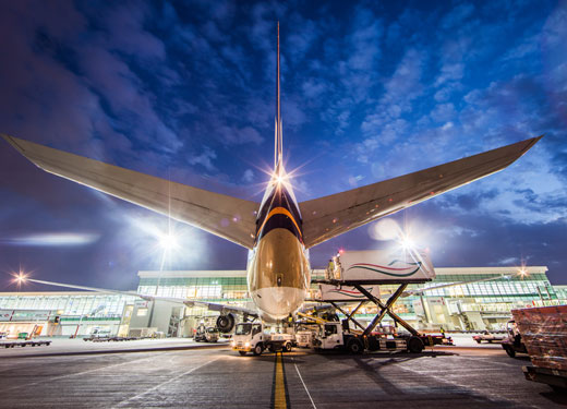 A busy June boosts H1 passenger numbers at DXB