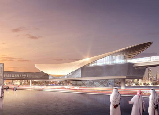 Dubai's world-class infrastructure lures investors