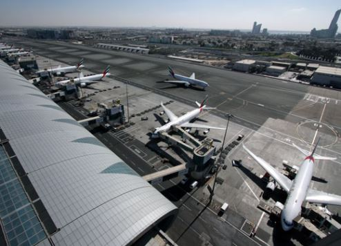Dubai International reports bumper passenger traffic increase in October