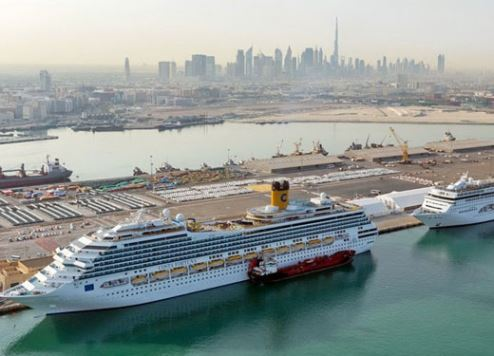 Dubai cruises into the future