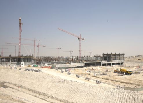 Preparations for Expo 2020 Dubai reach a major milestone