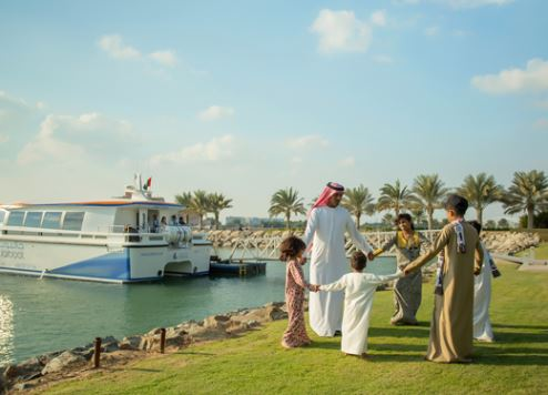 Dubai's green ambitions for tourism
