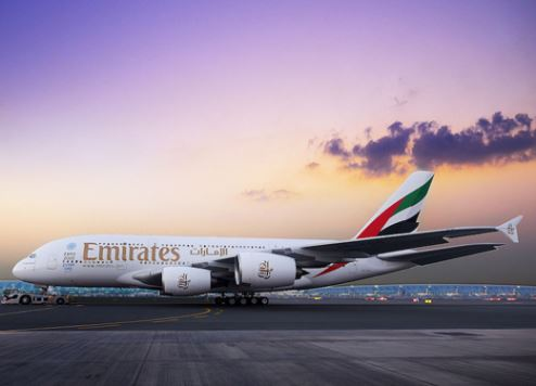 Emirates goes double daily with A380 Moscow service