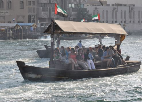 Dubai's population surges with tourists outnumbering residents