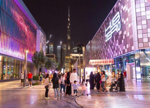 Dubai reaches another tourism milestone