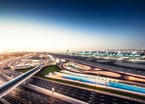 Dubai International receives road infrastructure boost