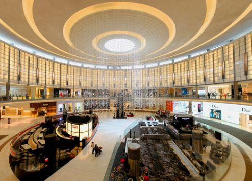 Dubai named world's second most important shopping destination