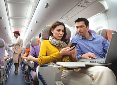 Emirates expands free in-flight Wi-Fi offering