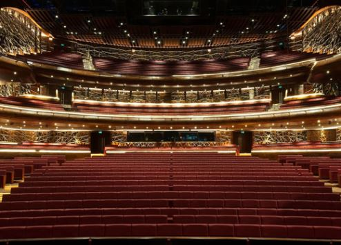 DUBAI OPERA TO BRING EVITA TO THE MIDDLE EAST FOR THE FIRST TIME