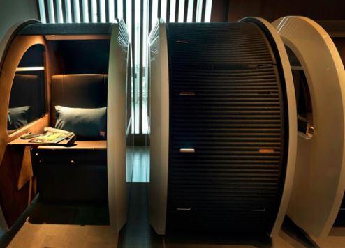 Innovative 'sleep 'n fly' lounge opens atDXB