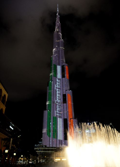 Burj Khalifa and Dubai Fountain voted top two UAE attractions