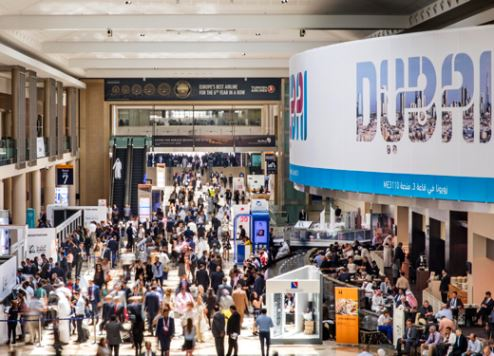 Dubai tourism showcase smashes all records