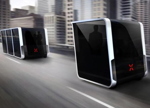 Dubai reveals autonomous transport ambitions for 2030