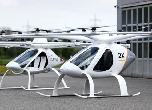 Dubai to test autonomous air taxis this year